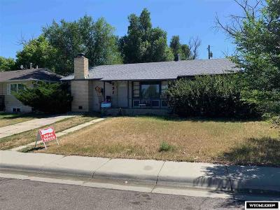 Casper WY Single Family Home For Sale: $119,900