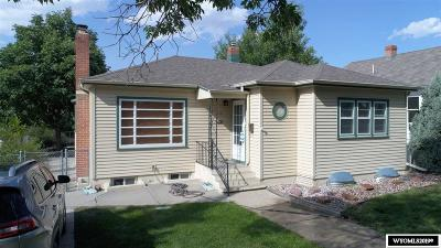 Casper Single Family Home For Sale: 536 E 13th