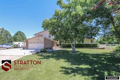 Casper Single Family Home New: 2075 Willow Creek