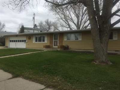 Casper Single Family Home For Sale: 2000 W Odell