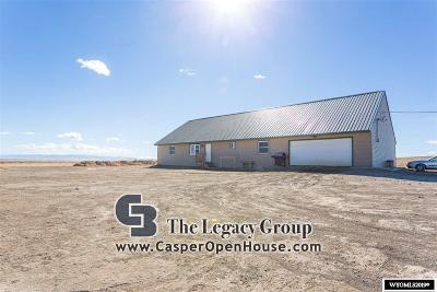 Casper Single Family Home For Sale: 18437 Pedros Pass