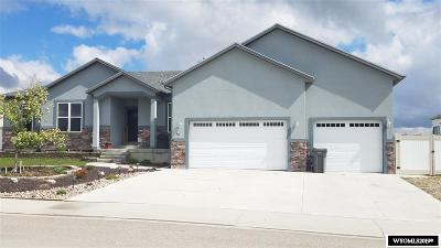 Rock Springs Single Family Home For Sale: 30 Long