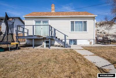 Green River Single Family Home For Sale: 313 N 4th East