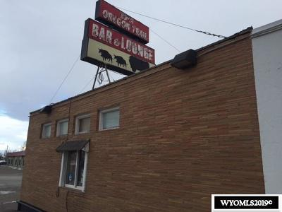 Mills Commercial For Sale: 4618 W Yellowstone