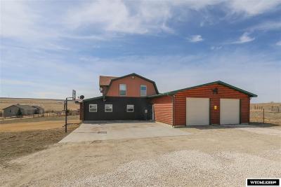 Casper Single Family Home For Sale: 150 S Eight Mile