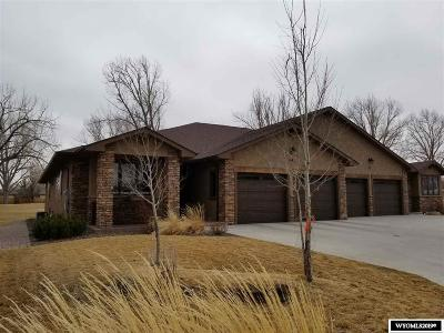 Casper Single Family Home For Sale: 49 Fairway