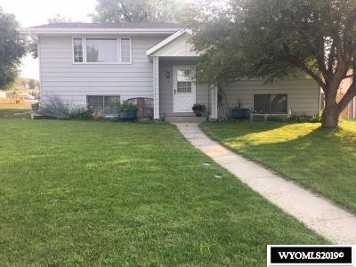 Glenrock Single Family Home For Sale: 919 Keller