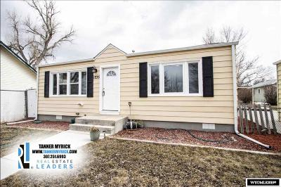 Casper Single Family Home Pending-Continue To Show: 1235 S Conwell