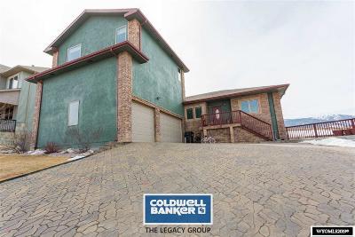 Casper Single Family Home For Sale: 1021 Goodstein