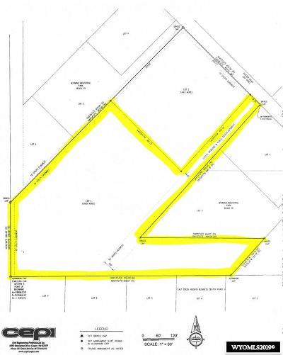 Casper Residential Lots & Land For Sale: 915 1/2 Foster