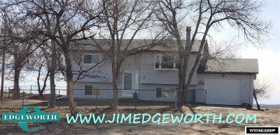 Glenrock Single Family Home For Sale: 4 N Monkey