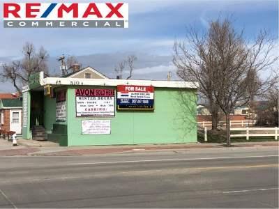 Casper Commercial For Sale: 510 N Center