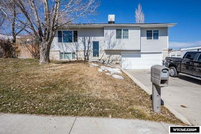Green River Single Family Home For Sale: 2125 Mississippi