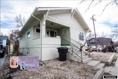 Casper Multi Family Home For Sale: 831 E 3rd
