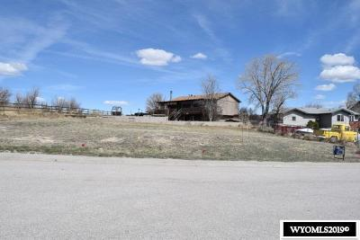 Glenrock Residential Lots & Land For Sale: Lot 71 Grove