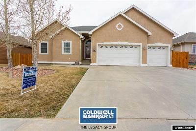 Casper Single Family Home For Sale: 4331 Shasta