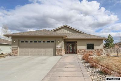Glenrock, Alcova, Casper, Douglas, Evansville, Bar Nunn, Midwest Single Family Home For Sale: 1141 Recluse