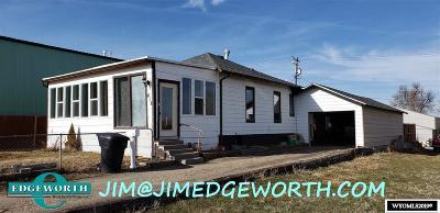 Casper Single Family Home For Sale: 418 N Melrose