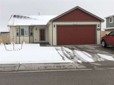 Mills Single Family Home For Sale: 799 Fossil Butte