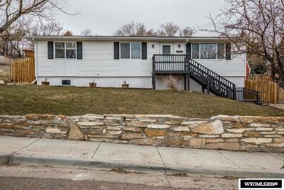 Green River Single Family Home For Sale: 2635 Wisconsin