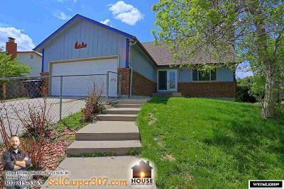 Casper Single Family Home For Sale: 2302 Breck