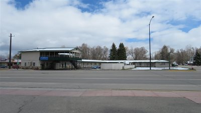 Lander Commercial For Sale: 1240 Main
