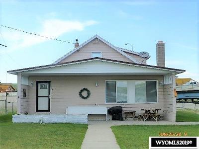 Kemmerer Single Family Home For Sale: 210 Quartz
