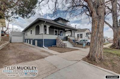 Casper Single Family Home For Sale: 254 S Elk