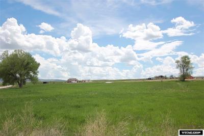 Casper Residential Lots & Land For Sale: 1205 S 8 Mile