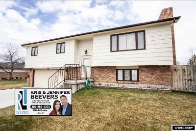 Casper Single Family Home For Sale: 1131 Donegal