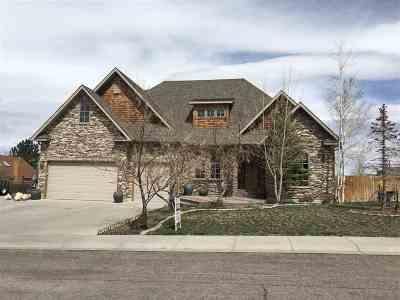 Glenrock, Alcova, Casper, Douglas, Evansville, Bar Nunn, Midwest Single Family Home For Sale: 3520 W 45th Street