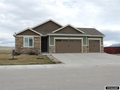 Casper Single Family Home For Sale: 1151 Prairie River