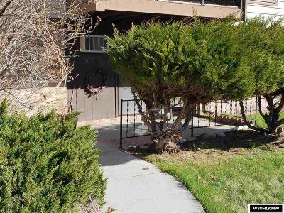 Casper Single Family Home For Sale: 4500 S Poplar #101-A