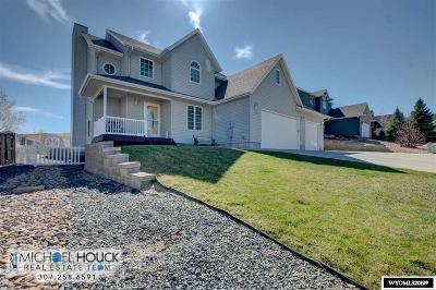 Casper WY Single Family Home New: $398,000