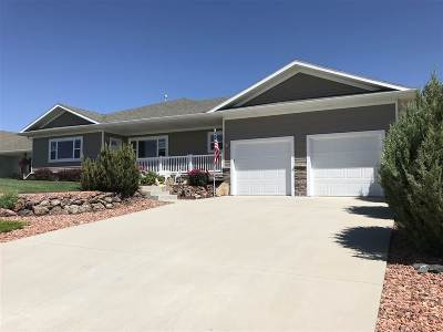 Buffalo WY Single Family Home For Sale: $344,000