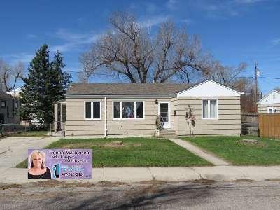 Casper WY Single Family Home New: $134,900