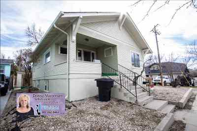 Casper WY Single Family Home For Sale: $210,900