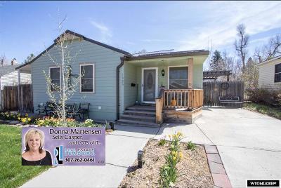 Casper WY Single Family Home New: $229,900