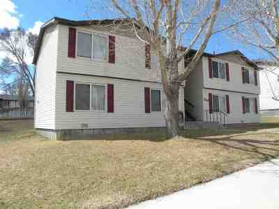 Green River Multi Family Home For Sale: 230,240,250 Shoshone