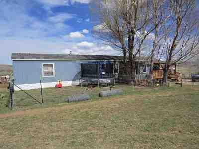 Lander Single Family Home For Sale: 2069 N 2nd