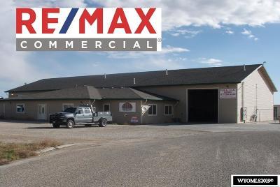 Mills Commercial For Sale: 202 Casper View