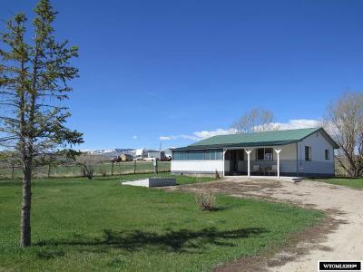 Lander Single Family Home For Sale: 15 Speyer