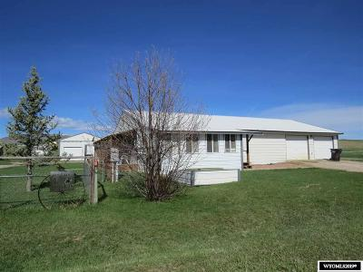 Lander Single Family Home Pending-Continue To Show: 15 1/2 Speyer