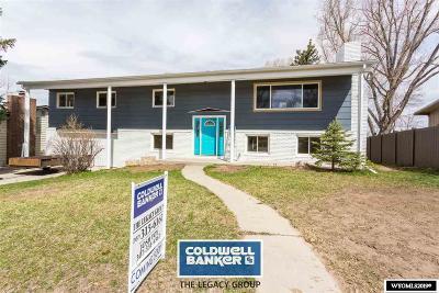 Glenrock, Alcova, Casper, Douglas, Evansville, Bar Nunn, Midwest Single Family Home New: 37 Valley