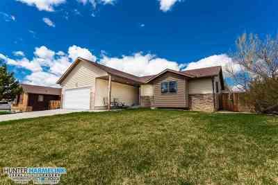 Casper Single Family Home For Sale: 760 W 57th