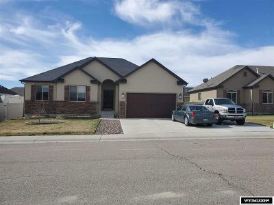 Rock Springs Single Family Home For Sale: 3408 Homestead Avenue