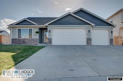 Casper Single Family Home For Sale: 4268 Dartford