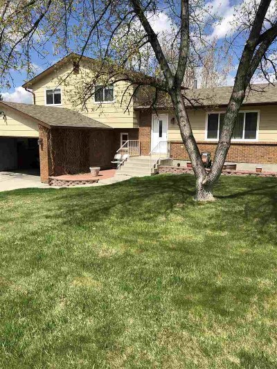 Casper Single Family Home For Sale: 4012 Plymouth