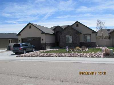 Rock Springs Single Family Home Pending-Continue To Show: 3308 Homestead