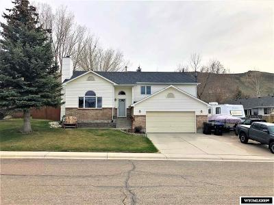 Green River Single Family Home For Sale: 1110 Alaska